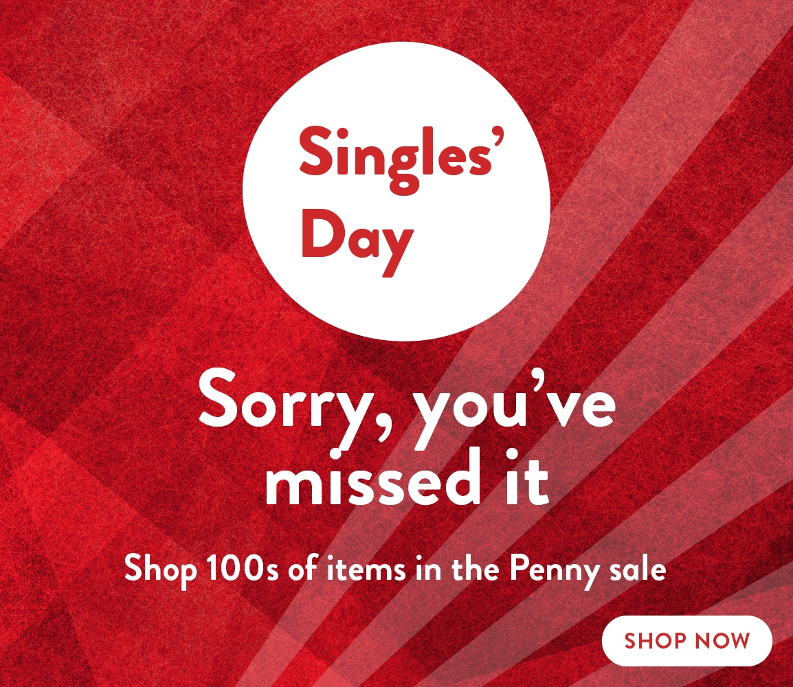 Singles' Day Shop All