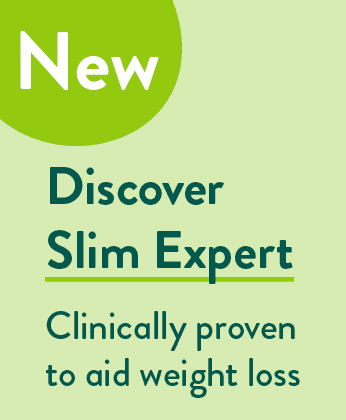 Discover new SlimExpert - Clinically proven to aid weight loss.